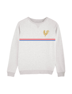 Vintage tricolore - Sweat...
