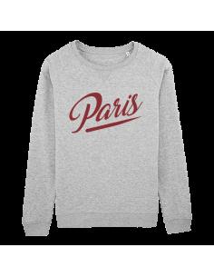 Paris Classique - Sweat Femme