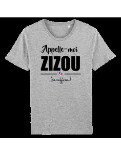 Appelle-moi Zizou - T-shirt...