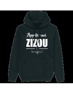 Appelle-moi Zizou - Sweat à...